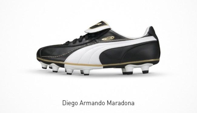 Diego Armando Maradona Schuhe
