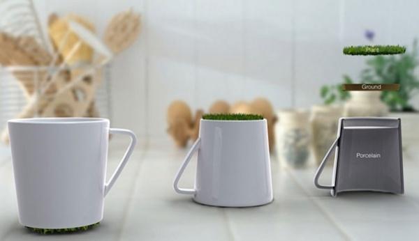 Eco-Becher von Designer Jinsik Kim
