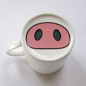 Eine ordinaere auf den ersten Blick Tasse von Designer Jorine Oorsterhoff 1
