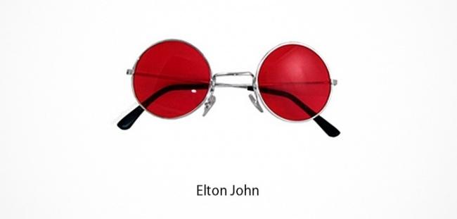 Elton John Brille