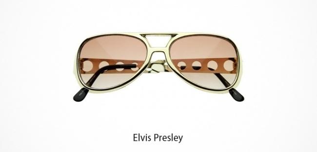 Elvis Presley Brille