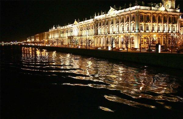 Eremitage, St. Petersburg, Russland 1