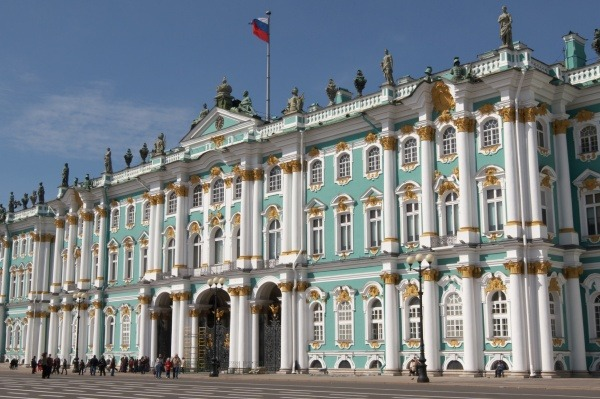 Eremitage, St. Petersburg, Russland 2