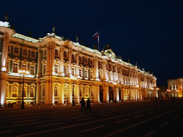 Eremitage, St. Petersburg, Russland