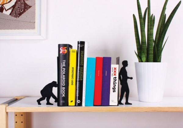 Evolution Buchstütze Design