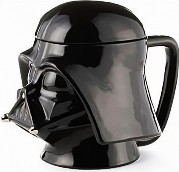 Fans von Star Wars trennen nie von Darth Vader