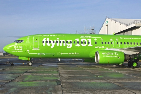 Fluggesellschaft Kulula Air