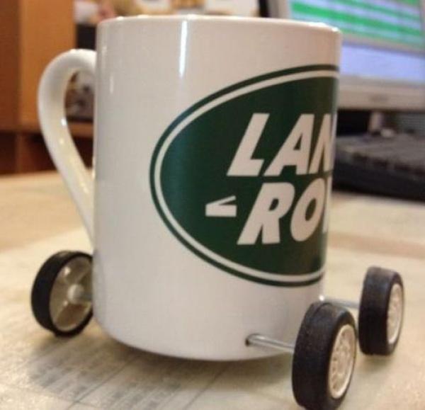 Fuer Fans von Land Rover