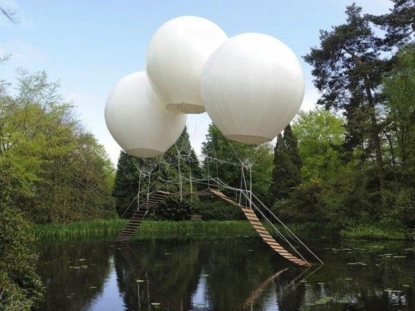 Haengebruecke auf den Luftballons 1