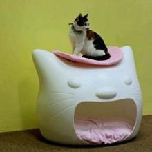 Haus fuer die Katze von cat