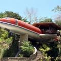 Hotel Flugzeug, Costa Rica