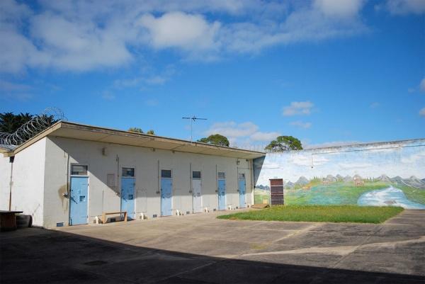 Hotel Gefängnis, Australien
