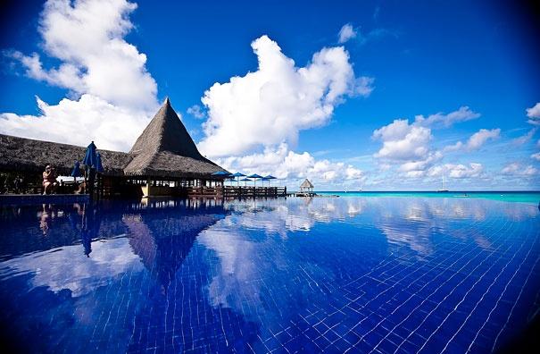 Insel Rangiroa, Franzoesisch-Polynesien