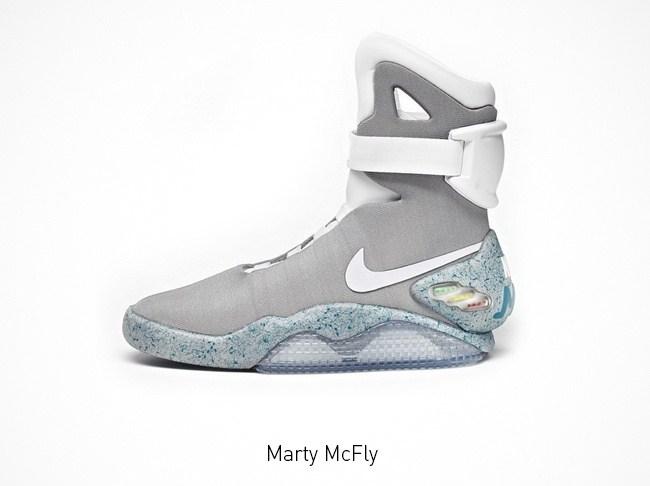 Marty McFly Schuhe