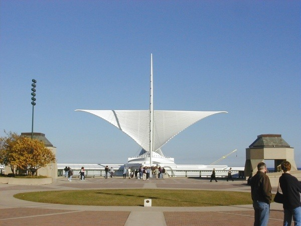 Milwaukee Art Museum, Milwaukee, USA 2