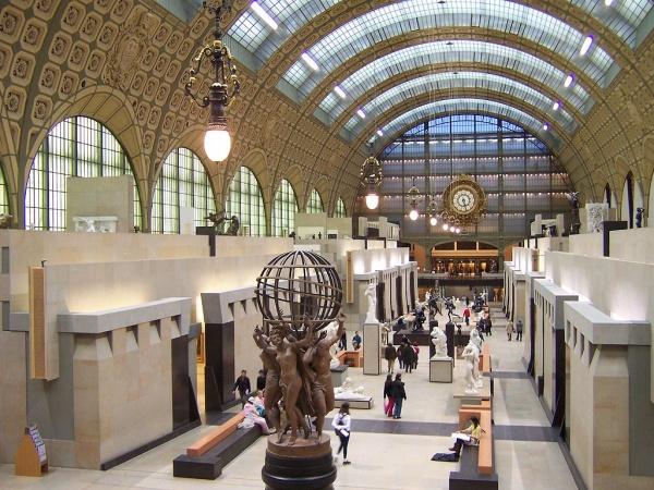 Musée d'Orsay, Paris, Frankreich 1