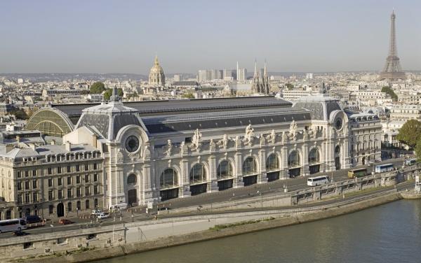 Musée d'Orsay, Paris, Frankreich 2