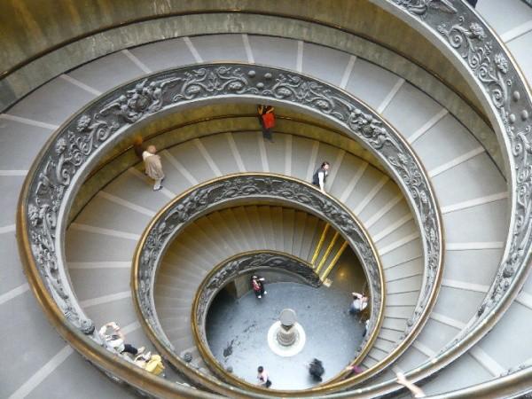 Musei Vaticani - Vatikanstadt, Rom, Italien 1