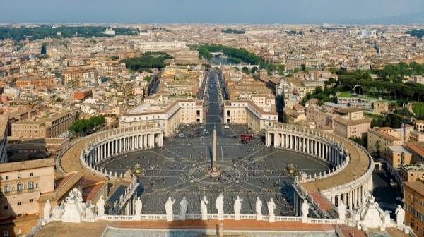 Musei Vaticani - Vatikanstadt, Rom, Italien