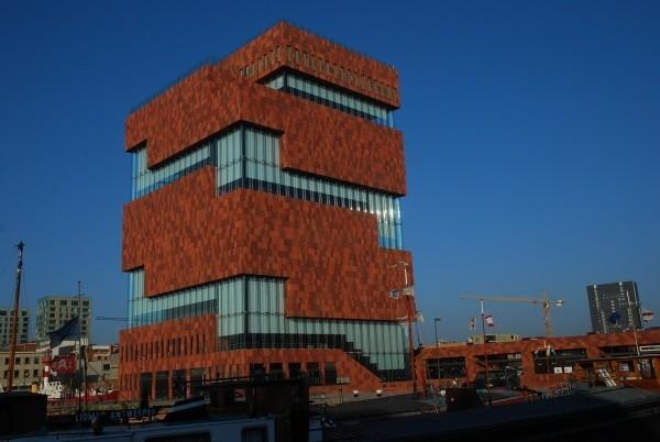 Museum MAS, Antwerpen, Belgien 1