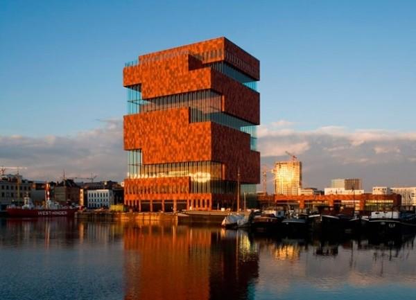 Museum MAS, Antwerpen, Belgien