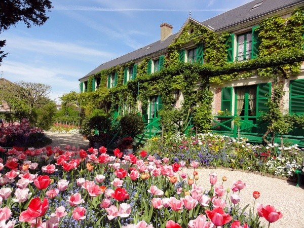 Museum of Claude Monet, Giverny, Frankreich 1