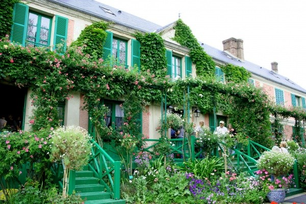 Museum of Claude Monet, Giverny, Frankreich