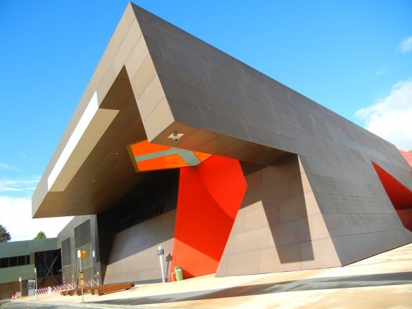 National Museum of Australia, Canberra, Australien 1
