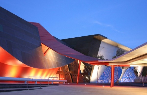 National Museum of Australia, Canberra, Australien