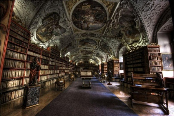 Nationalbibliothek, Prag, Tschechische Republik