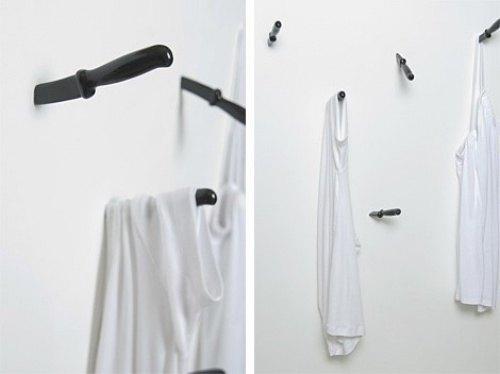 Originelle Kleiderhaken 1