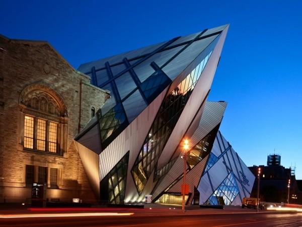 Royal Ontario Museum, Toronto, Kanada 1