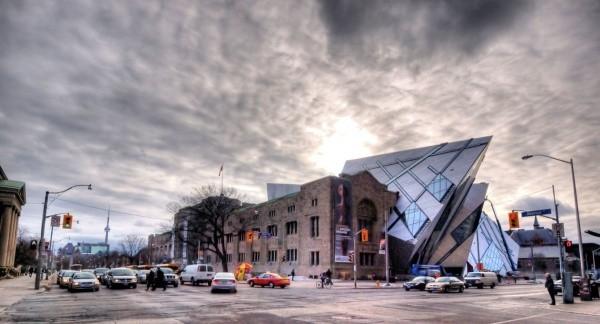 Royal Ontario Museum, Toronto, Kanada