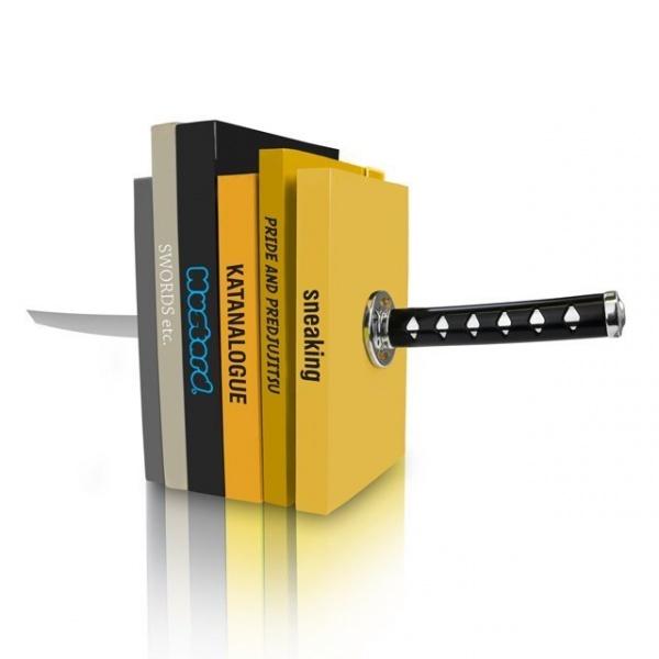 Schwert buchständer