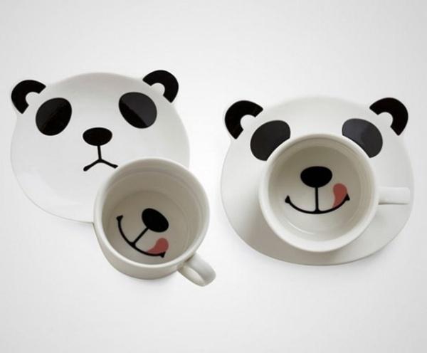 Set Smile panda