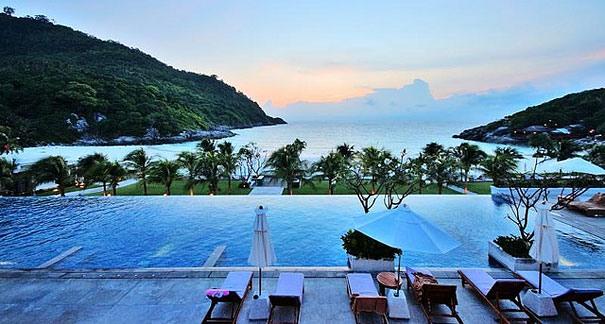 Thailand - Hotel Racha Island Resort auf Phuket Insel