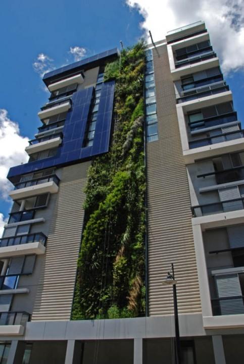 Trio-Gebäude in Sydney