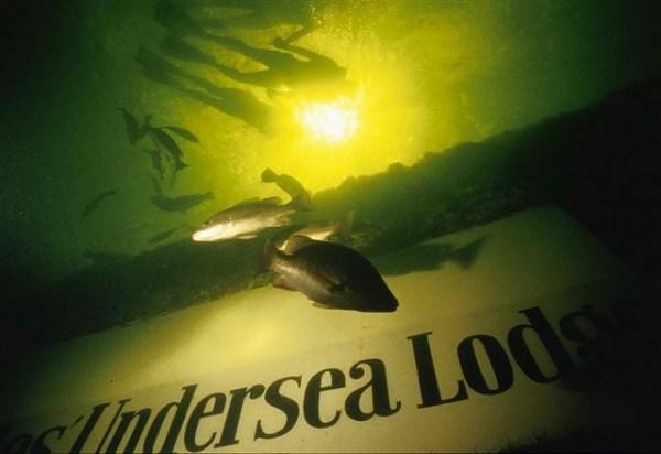Unterwasser-Hotel, USA