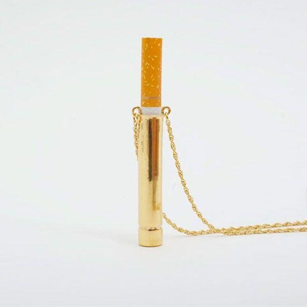 Zigarette Schmuck