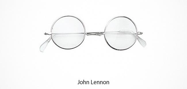 john Lennon brille