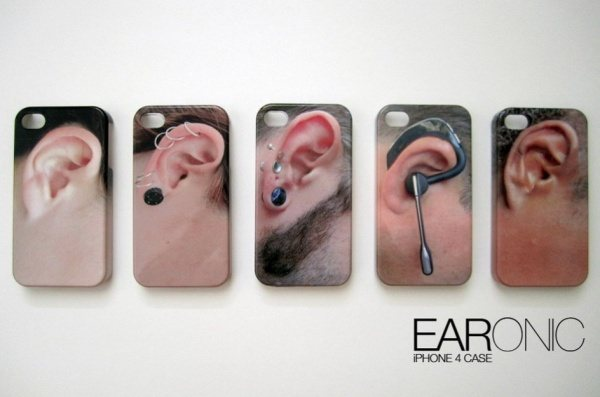 Earonic iPhone Cover 3