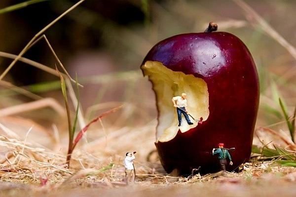 Fotoprojekt Minimiam kleinen Menschlein  12