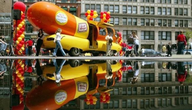 Hotdog mobil 1