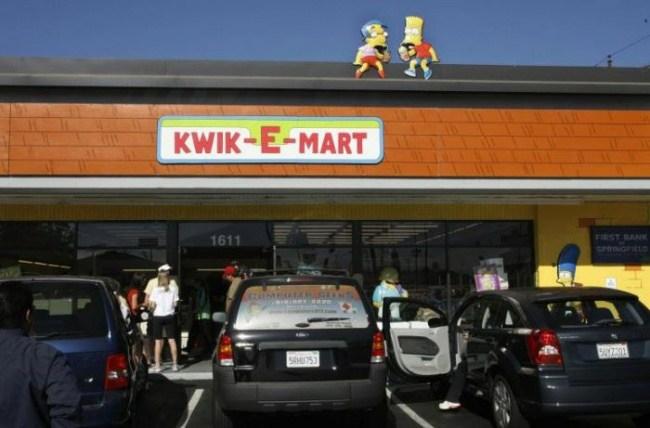 Simpsons Shop