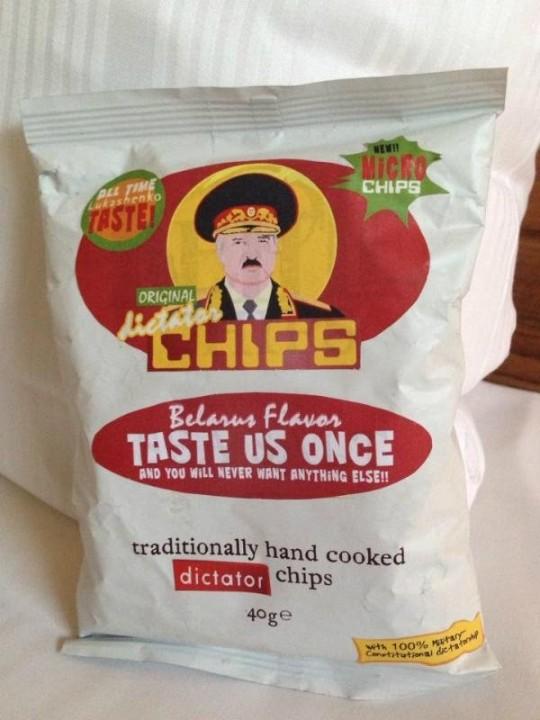 Chips mit weltweit renommierten Politikern 01