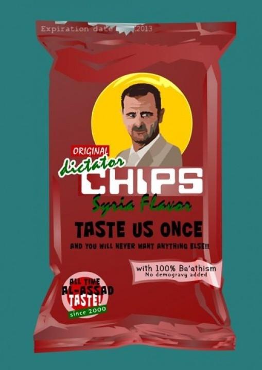 Chips mit weltweit renommierten Politikern 02