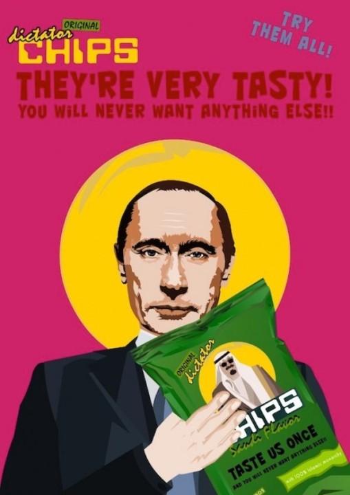 Chips mit weltweit renommierten Politikern 03
