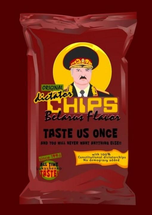 Chips mit weltweit renommierten Politikern 04
