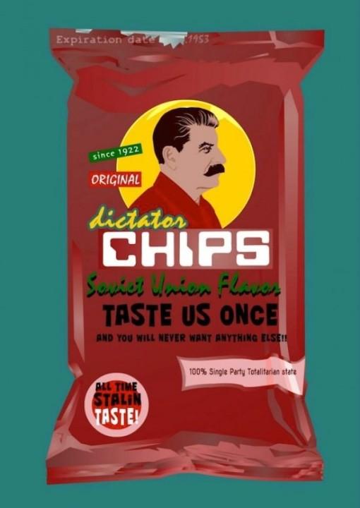 Chips mit weltweit renommierten Politikern 05