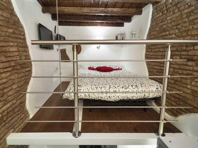 Die kleinste Wohnung in Italien 2
